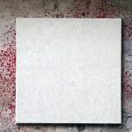 El Senyor Déu els il.luminarà (2011) Mixed media on canvas - 100x100
