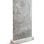 (2011) Pedra amb conformacions. Barnils-Rubio-Hélices - Stone and marble - 136x78x20